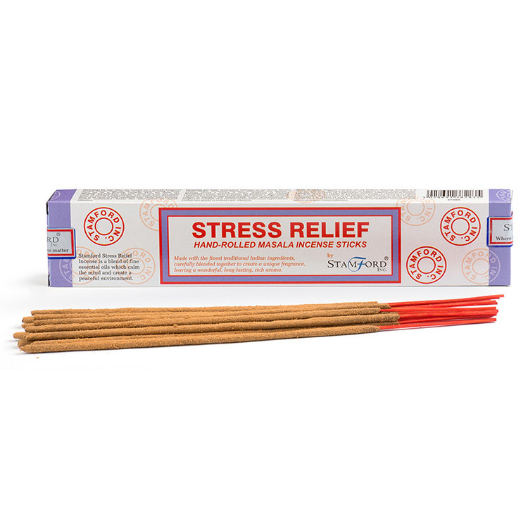 Stress Relief, rökelse, Stamford Masala