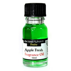 Apple Fresh, Fräscht ÄppleDoftolja 10ml, Ancient Wisdom