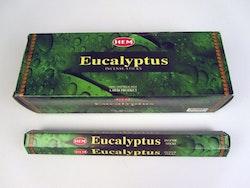 Eucalyptus, Eukalyptus rökelse, HEM
