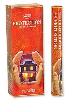Protection, rökelse, HEM
