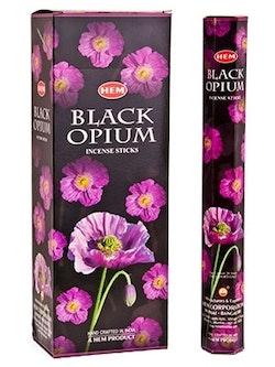 Black Opium, rökelse, HEM