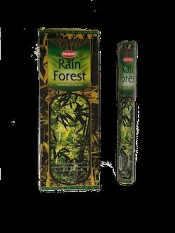 Rain Forest, rökelse, Krishan