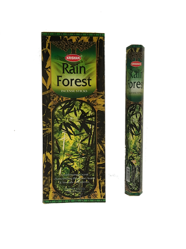 Rain Forest, Regnskog rökelse, Krishan