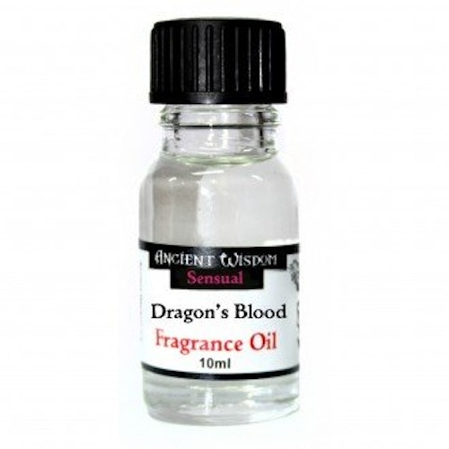 Dragon's Blood, Drakblod Doftolja 10ml, Ancient Wisdom