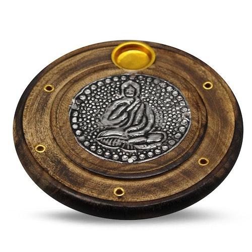 Buddha, Mango Asksamlare rund