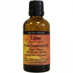 Lime Eterisk Olja, Ancient Wisdom, 50ml