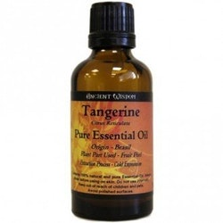 Tangerine Eterisk Olja, Ancient Wisdom, 50ml