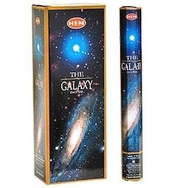 The Galaxy, rökelse, HEM