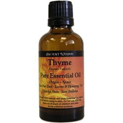 Timjan, Thyme, Eterisk Olja, Ancient Wisdom, 50ml