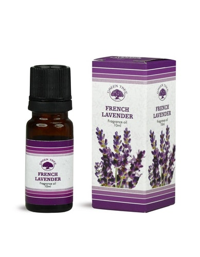 French Lavender, Fransk Lavendel Doftolja, Green Tree 10ml