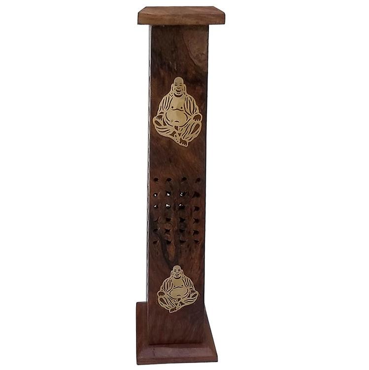 Rökelsetorn Kinesisk Buddha