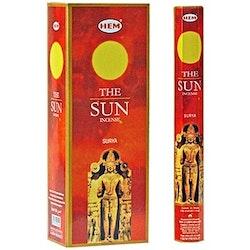 The Sun, rökelse, HEM