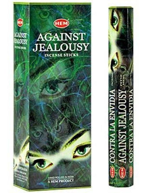 Against Jealousy, rökelse, HEM