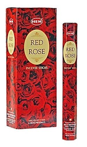 Red Rose, Röd Ros rökelse, HEM