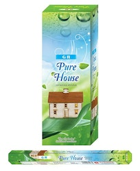 Pure House, rökelse, G.R Incense