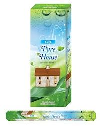 Pure House, rökelse, G.R Incense