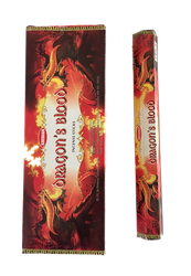Dragons Blood, rökelse, Krishan