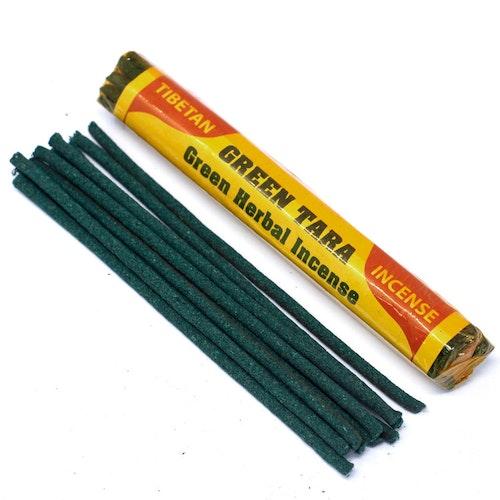 Green Tara, Tibetansk rökelse