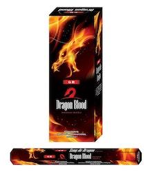 Dragons Blood, Drakblod rökelse, G.R Incense