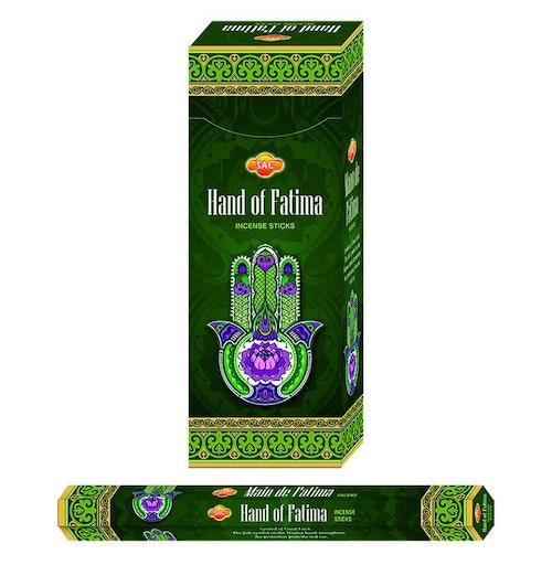 Hand of Fatima, rökelse, G.R Incense