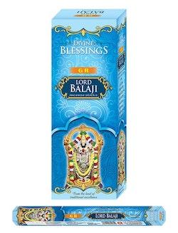 Lord Balaji, rökelse, G.R Incense