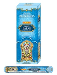 Lord Balaji, rökelse, G.R Incense
