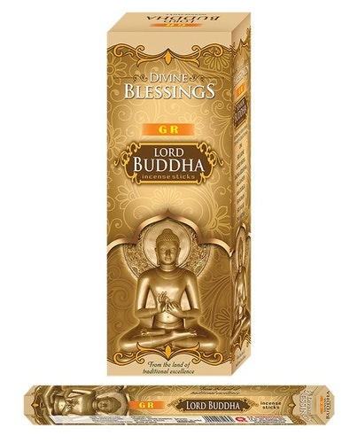 Lord Buddha, rökelse, G.R Incense