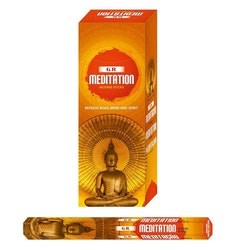 Meditation, rökelse, G.R Incense