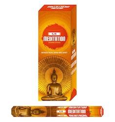 Meditation, rökelse, G.R Incense