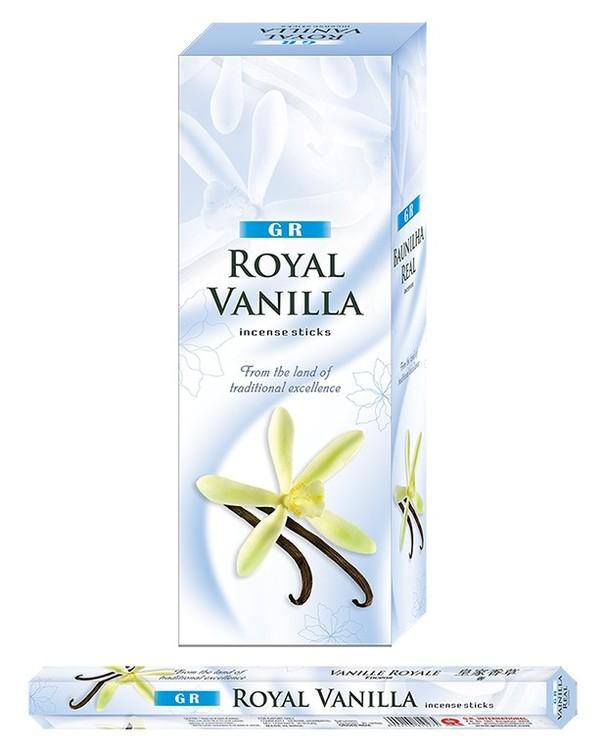 Royal Vanilla, Vanilj rökelse, G.R Incense