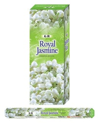 Royal Jasmine, Jasmin rökelse, G.R Incense