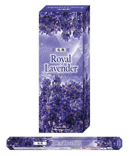 Royal Lavender, Lavendel rökelse, G.R Incense