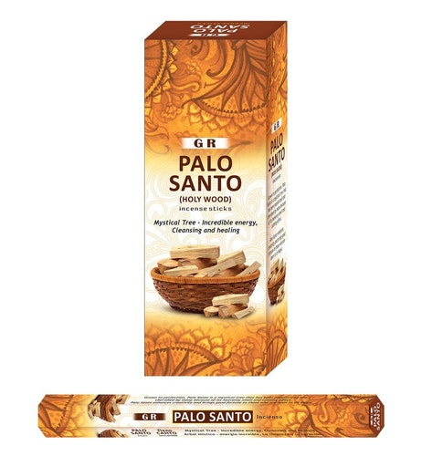 Palo Santo, rökelse, G.R Incense