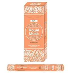 Royal Musk, rökelse, G.R Incense