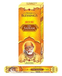 Om Sairam, rökelse, G.R Incense