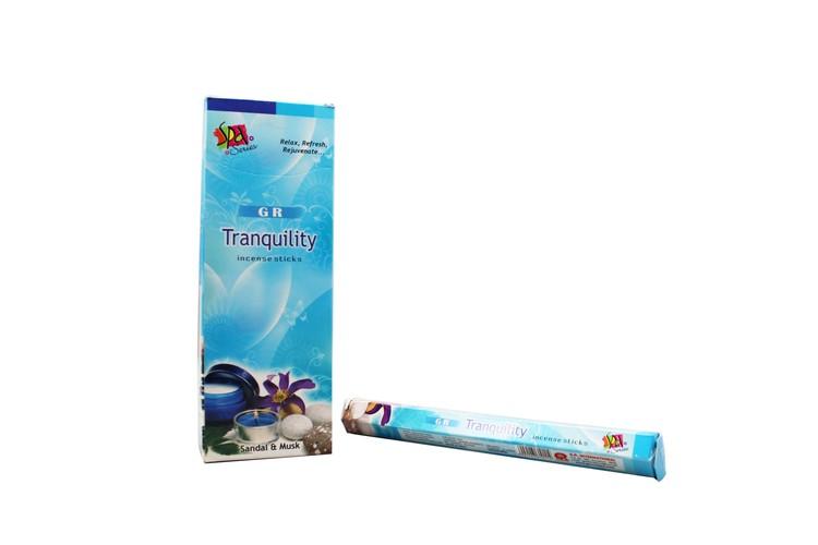 Tranquility, rökelse, G.R Incense