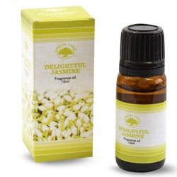 Delightful Jasmine, Jasmin Doftolja, Green Tree 10ml