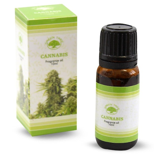 Cannabis, Doftolja, Green Tree 10ml