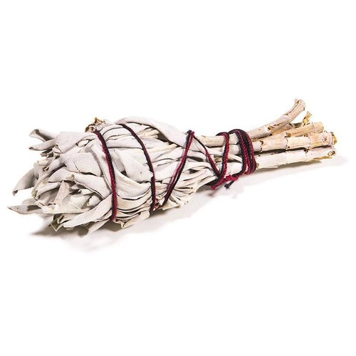 White Sage, Salvia 20g Smudge