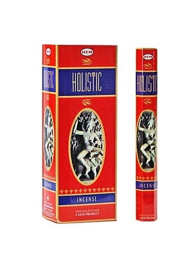 Holistic, rökelse, HEM