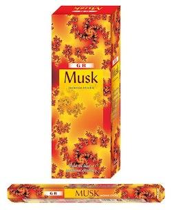 Musk, rökelse, G.R Incense