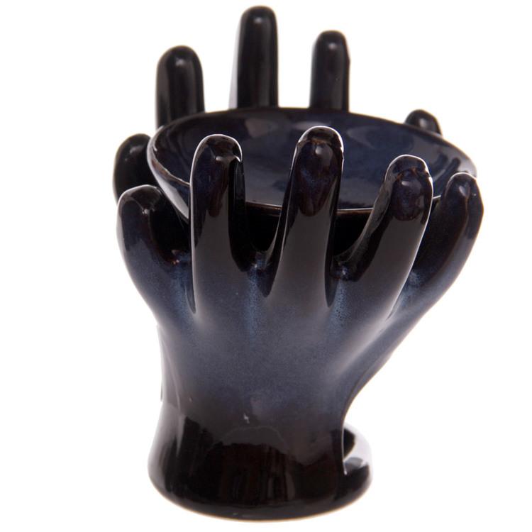 Öppna Händer Blå, Aromalampa