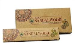 Sandalwood ekologisk, Goloka rökelse