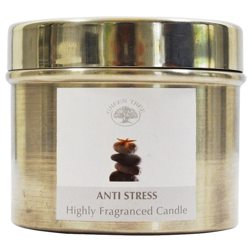 Anti Stress 150g Doftljus, Green Tree