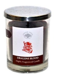 Dragons BLood 200g Doftljus, Green Tree