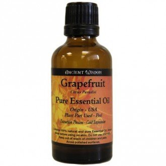 Grapefrukt Eterisk Olja, Ancient Wisdom, 50ml