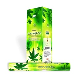 Cannabis rökelse, Darshan