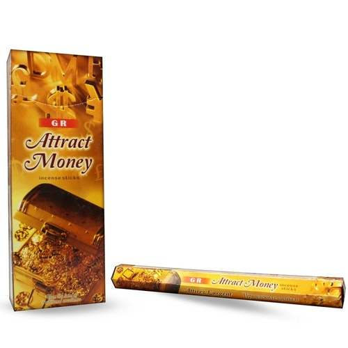 Attract Money, rökelse, G.R Incense