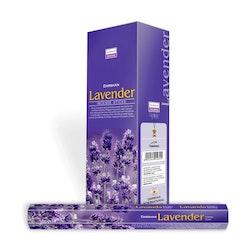 Lavender rökelse, Darshan