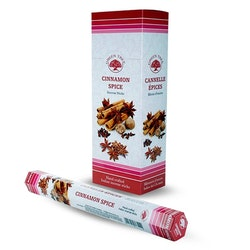 Cinnamon Spice, Kanel kryddor rökelse, Green Tree